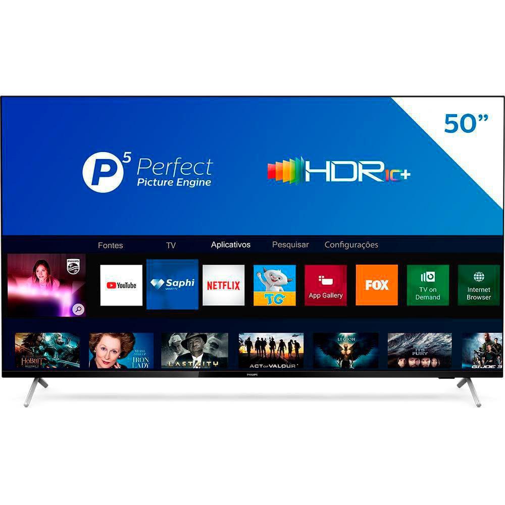 Imagem de Smart TV Philips LED 50