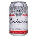 Cerveja Budweiser Pilsen Lager 350ml