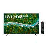 "Smart TV LG 70"" 4K UHD 70UP7750 WiFi Bluetooth HDR Inteligência Artificial ThinQ Smart Magic 2021"