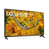 "Smart TV LG 43"" 4K UHD 43UP7500 WiFi Bluetooth HDR ThinQAI compatível com Inteligência Artificial"