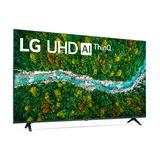 "Smart TV LG 60"" 4K UHD 60UP7750 WiFi Bluetooth HDR Inteligência Artificial ThinQ Smart Magic Google Alexa"