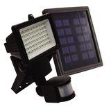 REFLETOR SOLAR 60 LEDS COM SENSOR DE MOVIMENTO - ECOFORCE