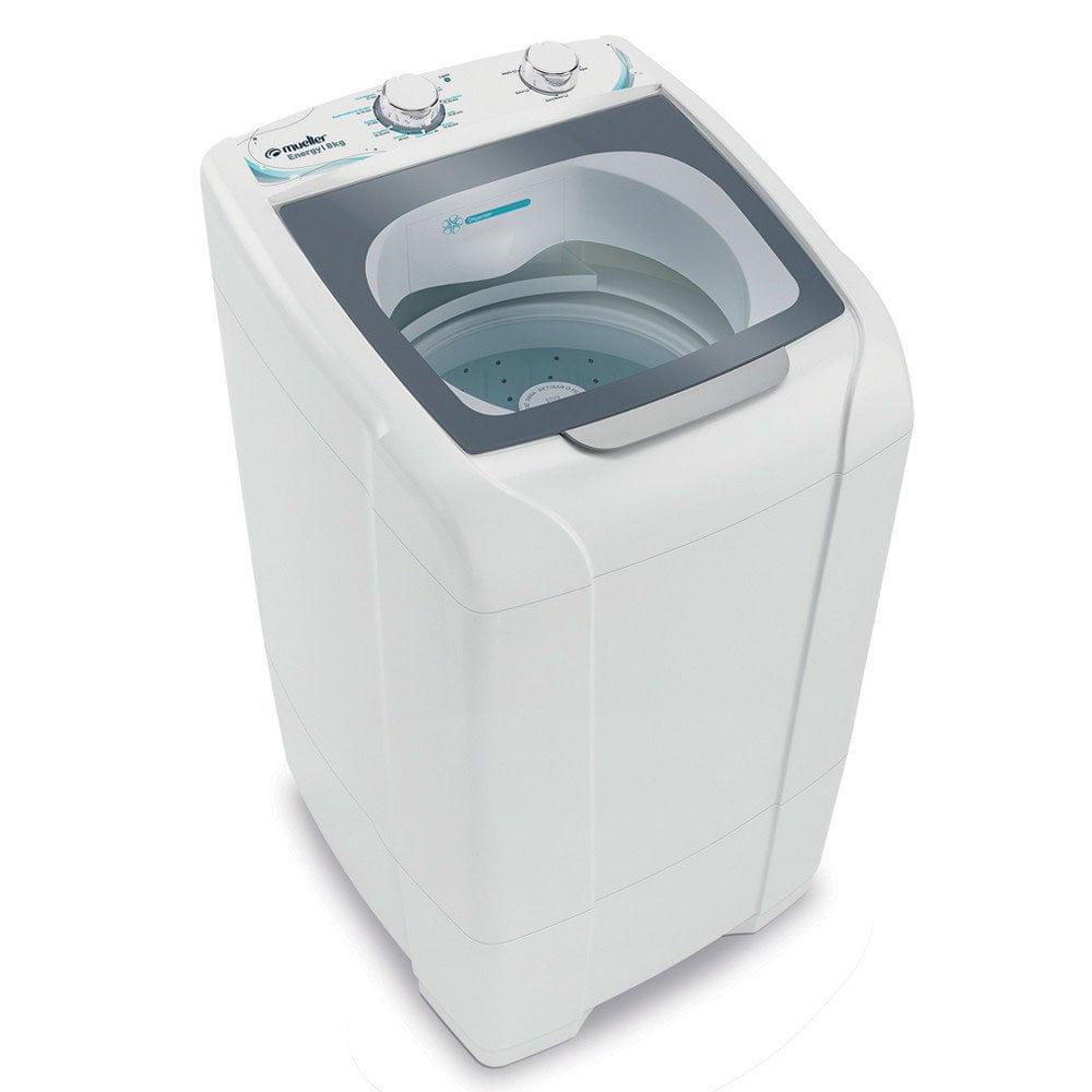 Imagem de Máquina de Lavar Roupas Mueller Energy 8kg Automatica