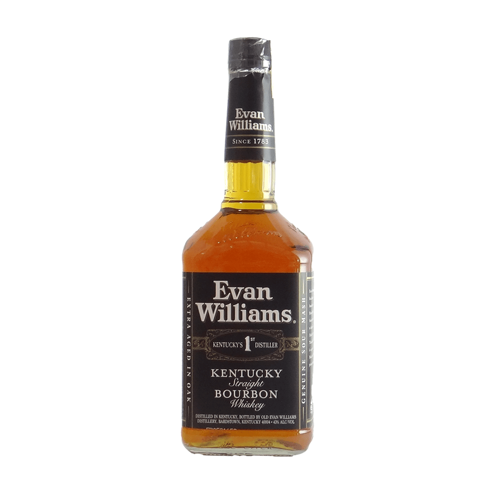 Imagem de Whisky Evan Williams Kentucky Straight Bourbon 1 Litro