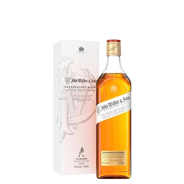 Imagem de Whisky John Walker & Sons Celebratory Blend 750ml