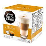 Cappuccino sabor Latte Machiato Nescafé 194g