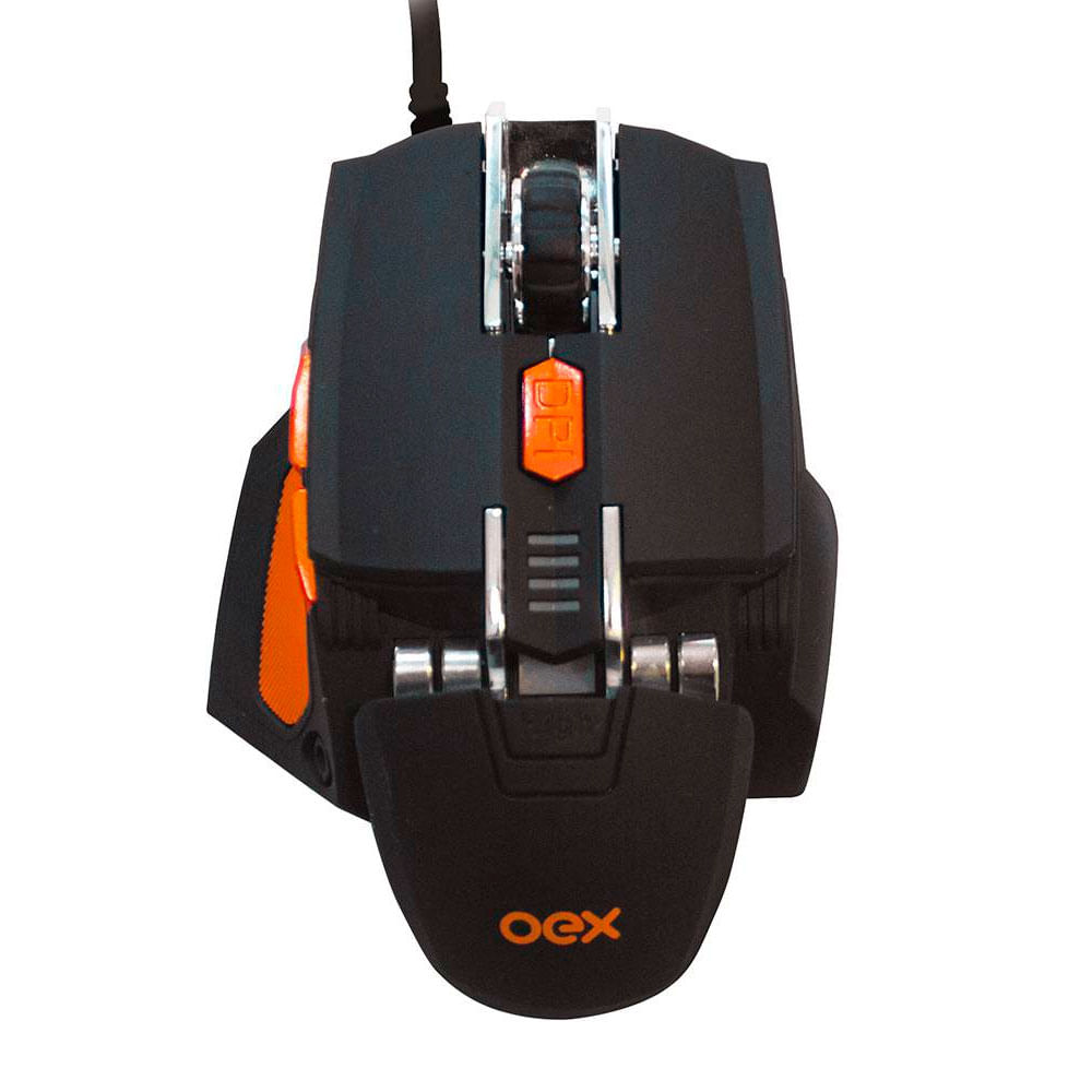 Mouse Usb 5200 Dpis Cyber Bmo-138 Oex