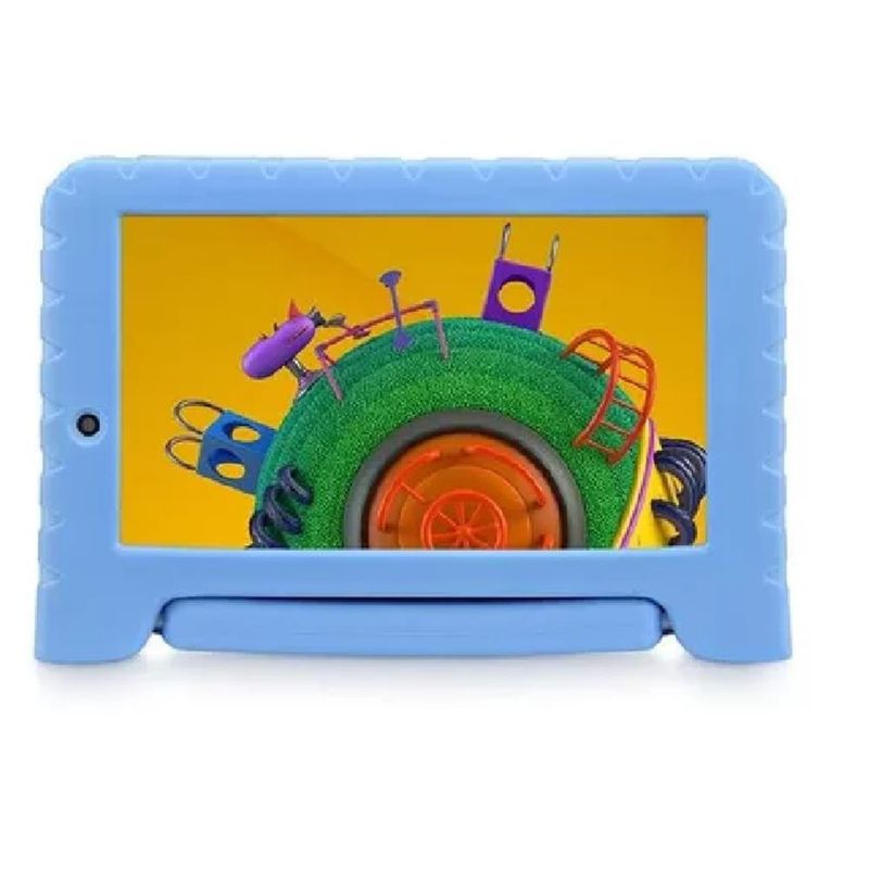 Tablet Multilaser Discovery Kids Nb290 Azul 8gb Wi-fi