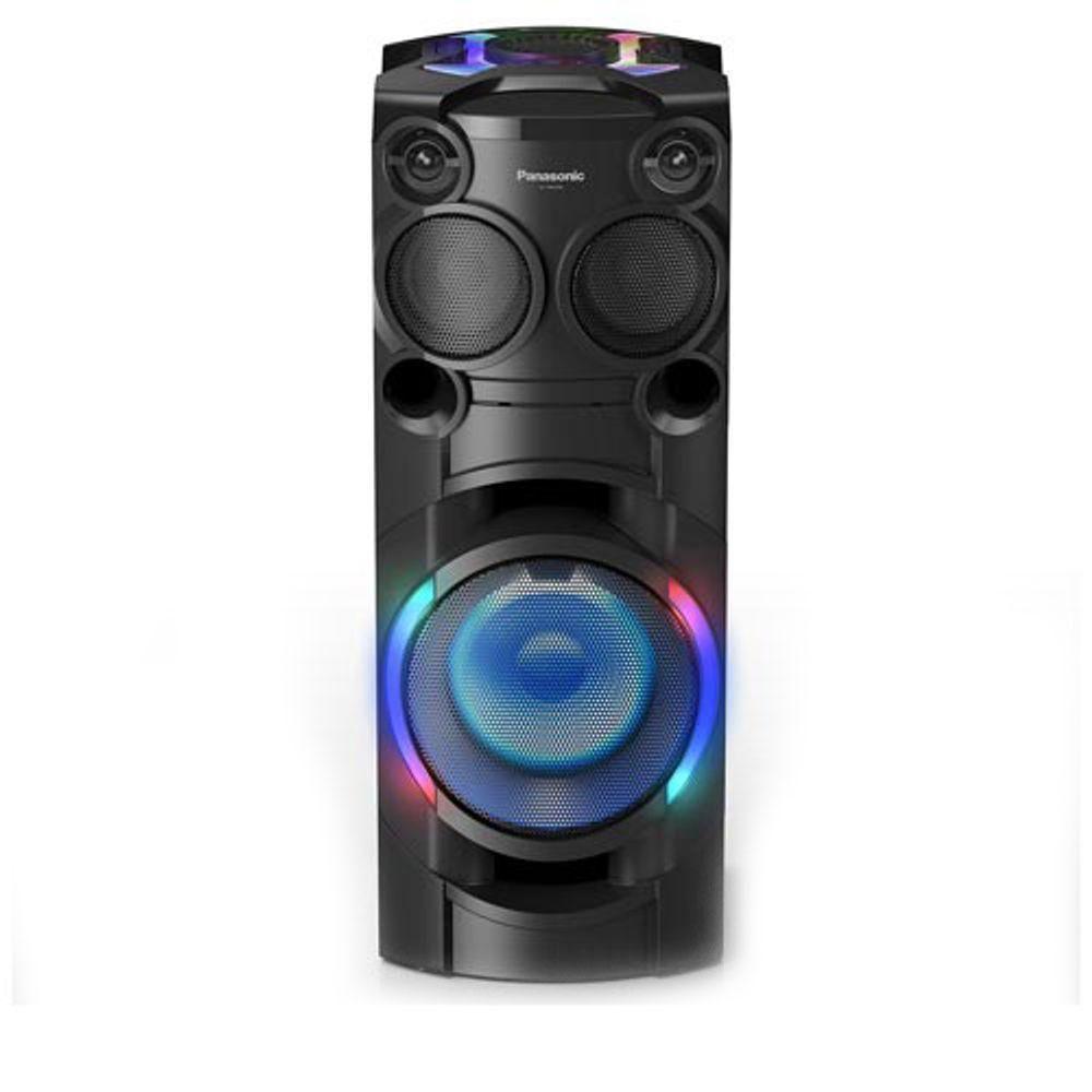 Imagem de Mini System Panasonic Bluetooth - SC-TMAX40LBK
