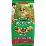 Ração para Cachorro Adulto Purina Dog Chow Carne 10,1Kg
