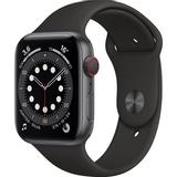 Apple Watch S6 44mm Cinza