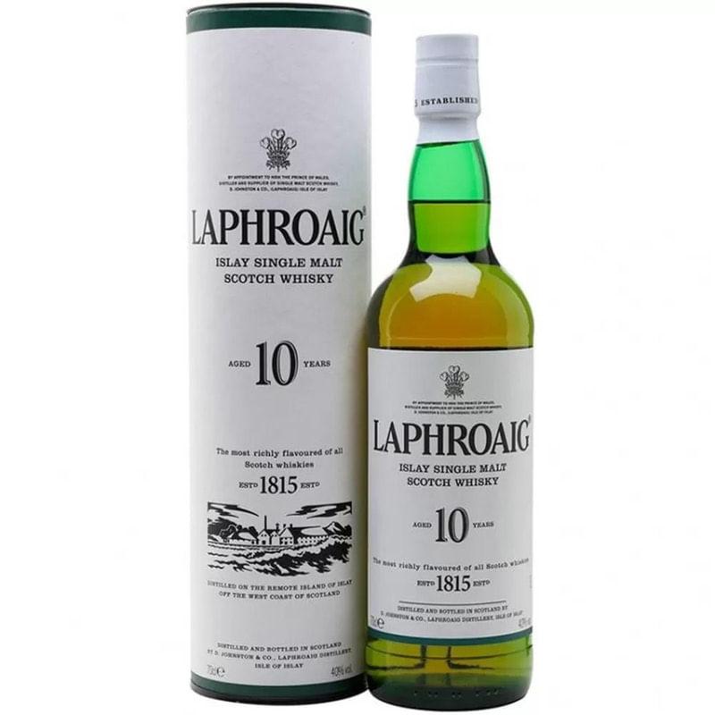 Imagem de Whisky Laphroaig 10 Anos 700ml