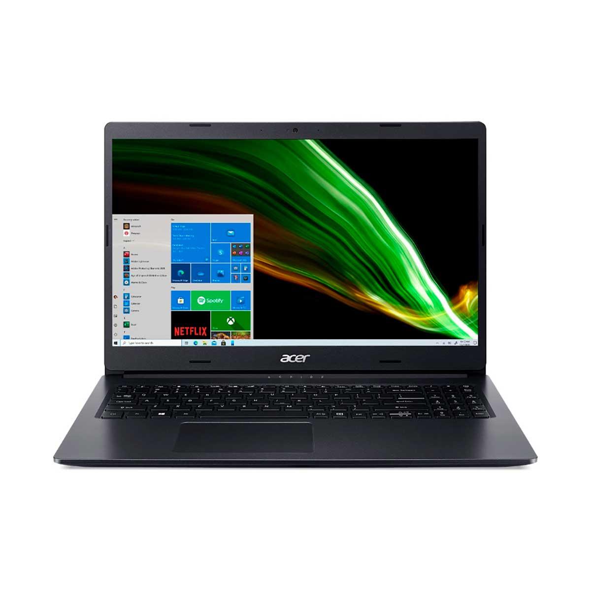 Imagem de Notebook Acer Aspire 3 Amd Ryzen 7-3700u 8gb 256gb Ssd 15.6