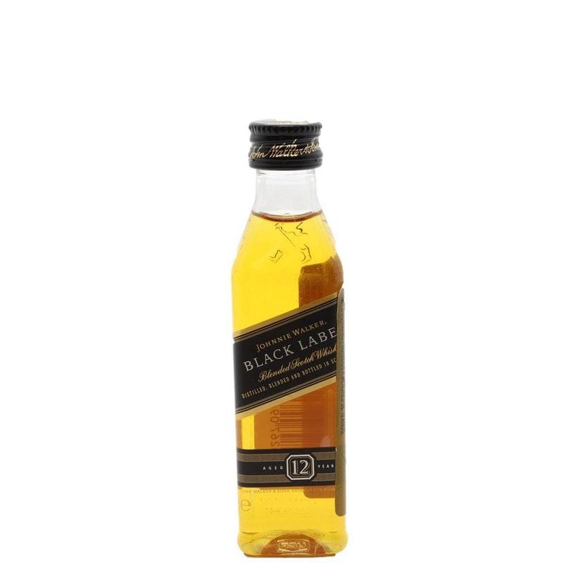 Imagem de Whisky Johnnie Walker Black Label 50ml