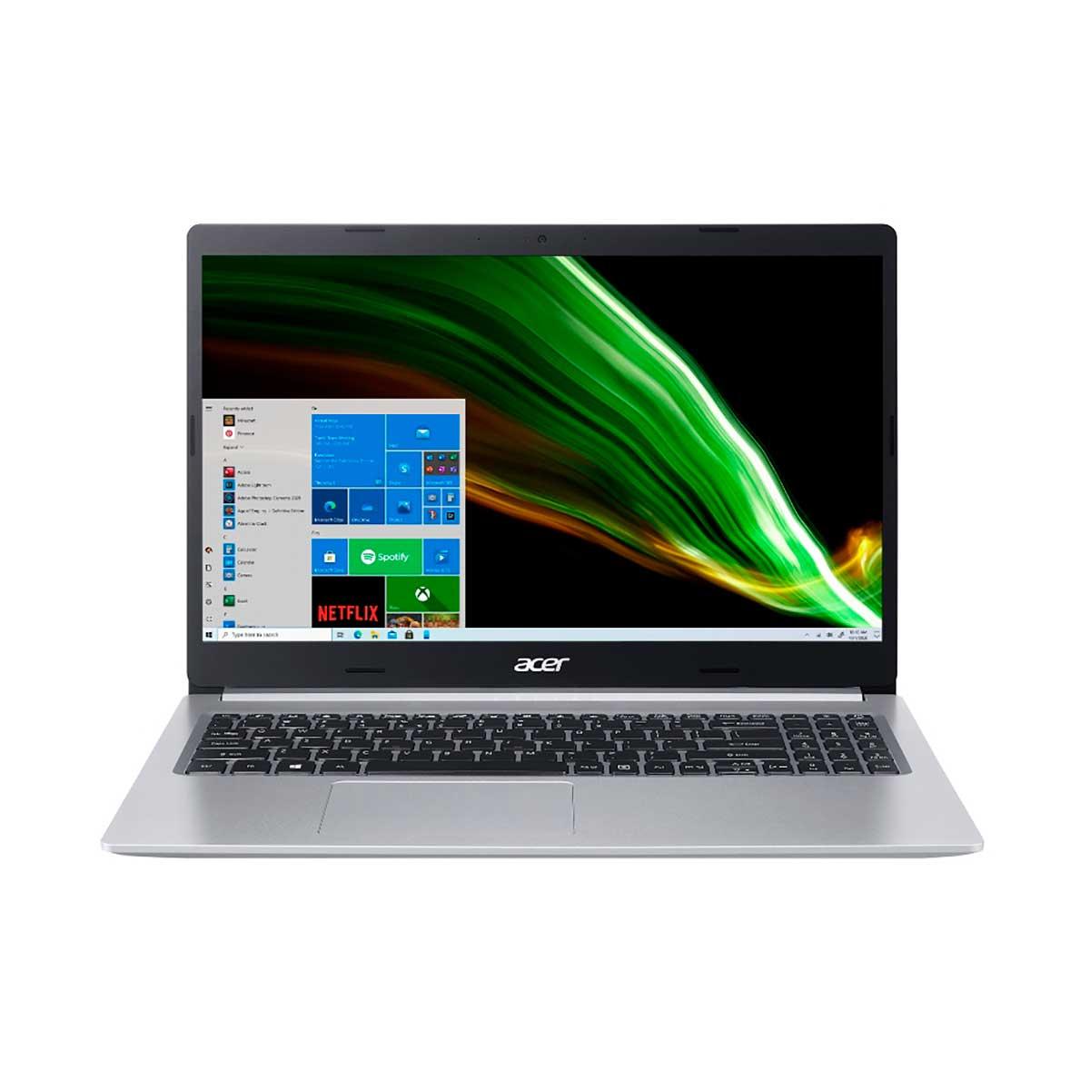 Imagem de Notebook Acer Aspire Intel Core I5-1035g1 8gb 512gb Ssd Tela 15.6