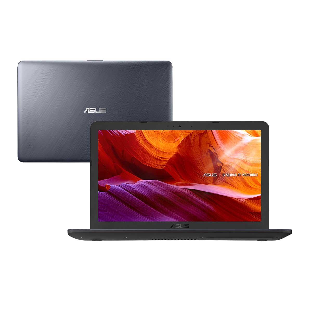 Imagem de Notebook Asus Vivobook Celeron Dual Core 4gb Ram 500gb Win 10 15,6