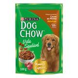 Ração Úmida para Cachorro Adulto Purina Dog Chow Carne com Molho Sachê 100g