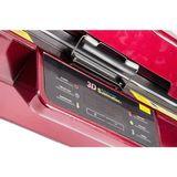 Prensa 3D Sublimação até 12 Canecas Vermelha 2900w 13/26a 220v 50/60Hz SSH-3D-051 Sun Special