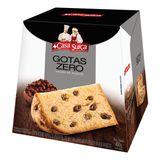 Panetone com Gotas de Chocolate Zero Casa Suíça 400g