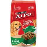 Ração para Cachorro Adulto Purina Alpo Receitas Caseiras Carne e Vegetais 10,1Kg