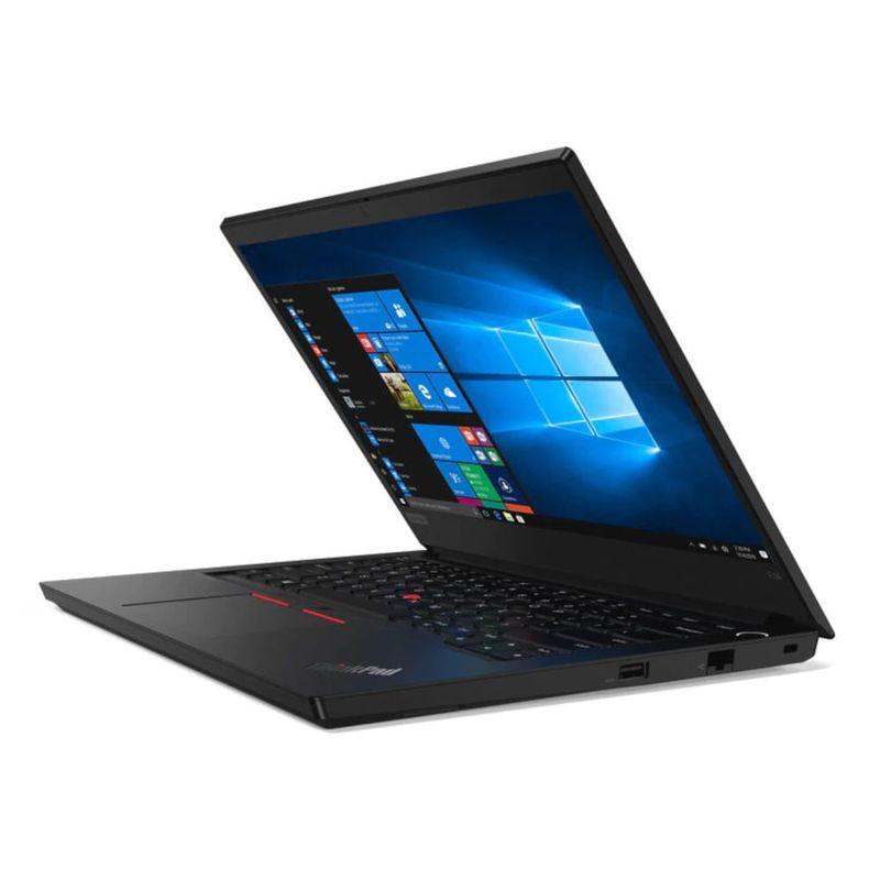 "Notebook - Lenovo 20t7000bbr Amd Ryzen 5 4500u 2.30ghz 16gb 256gb Ssd Intel Hd Graphics Windows 10 Professional Thinkpad E14 14"" Polegadas"