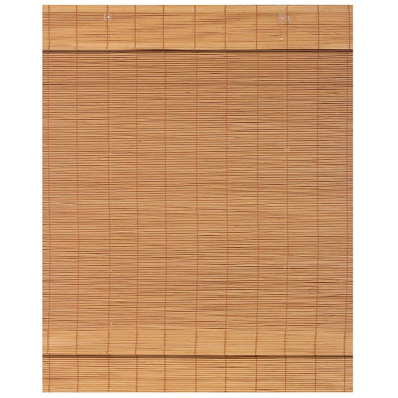 Persiana Soho Romana Bambu 140x140 - Evolux - Oak
