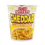 Macarrão Nissin Cup Noodles Cheddar 69g