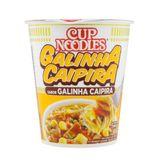 Macarrão Nissin Cup Noodles Galinha Caipira 69g