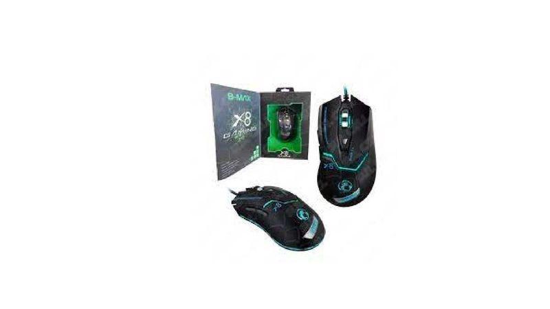 Mouse 3200 Dpis Bm-x8 B-max