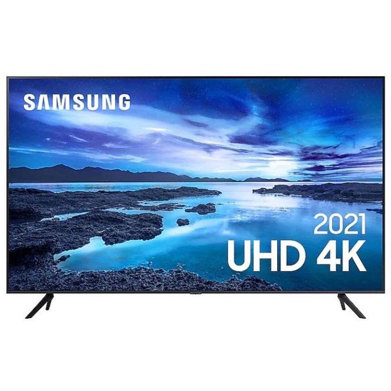 "Tv 65"" Led Samsung 4k - Ultra Hd Smart - Un65au7700"