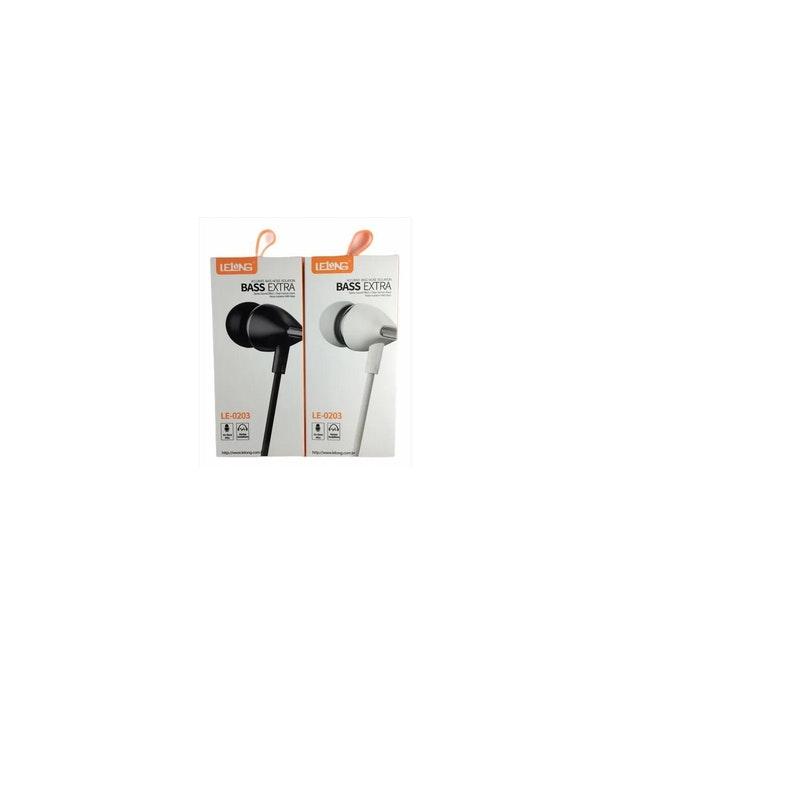 Fone de Ouvido Auricular Especial Estereofônico Lelong Le-0203