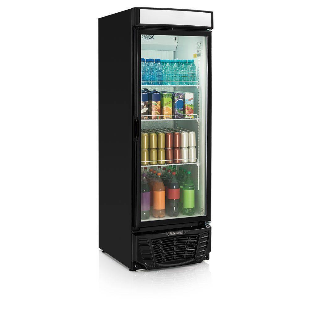Geladeira/refrigerador 572 Litros 1 Portas Preto - Gelopar - 110v - Gldr570pr