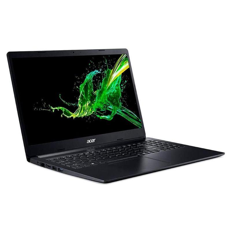"""Notebook - Acer A315-23-r6m7 Amd Ryzen 5-3500u 2.10ghz 8gb 256gb Ssd Amd Radeon Windows 10 Home Aspire 3 15,6"""" Polegadas"""