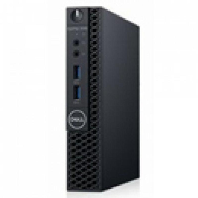 Desktop Dell Optiplex 3060 I3-8100t 3.10ghz 4gb 500gb Intel Hd Graphics 630 Windows 10 Pro Sem Monitor