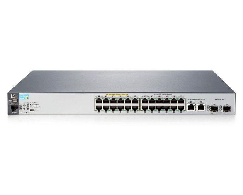 Switch Com 24 Portas J9782a Hp