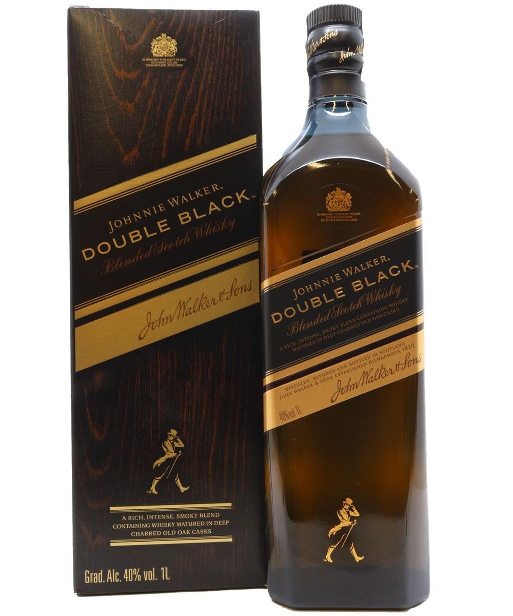 Imagem de Whisky Johnnie Walker Double Black 1 Litro