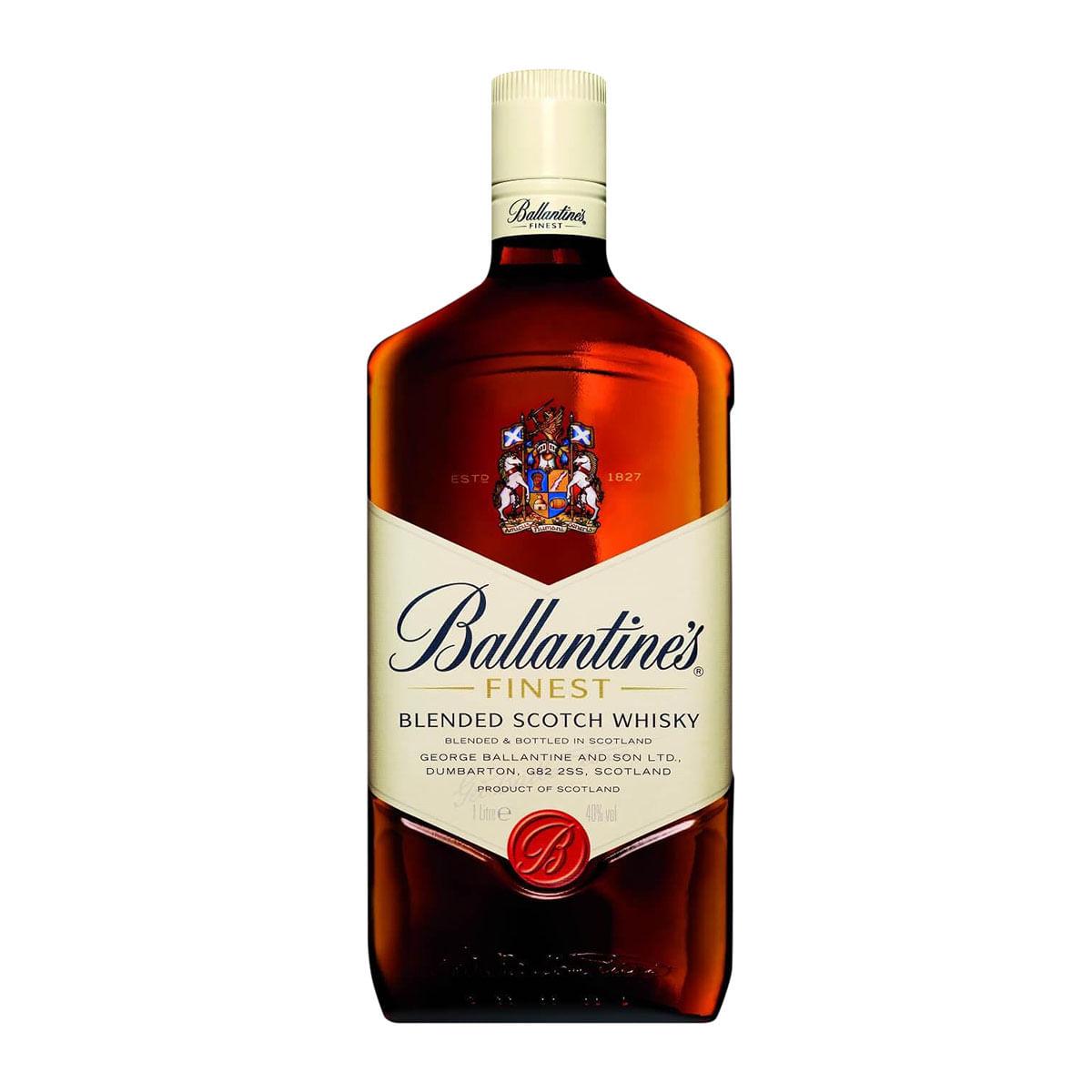 Imagem de Whisky Ballantine's Finest 1 Litro