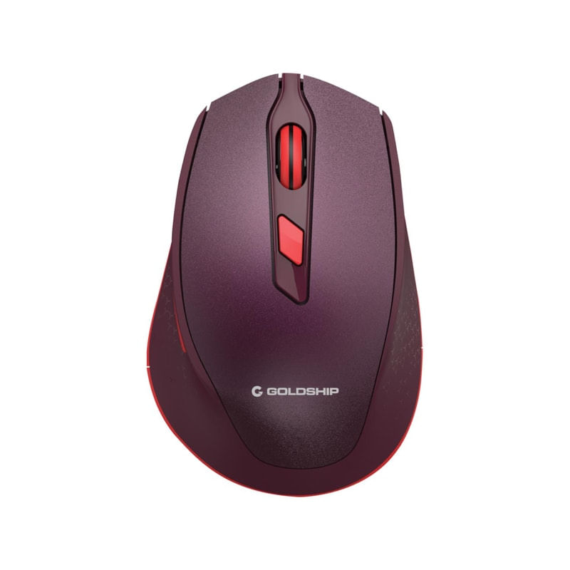 Mouse Wireless Galaxy Goldship