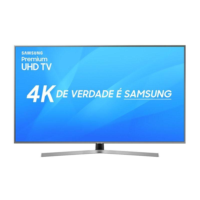 "Tv 65"" Led Samsung 4k - Ultra Hd Smart - Un65nu7400"