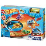 Hot Wheels Pista Campeonato Drifiting - Mattel