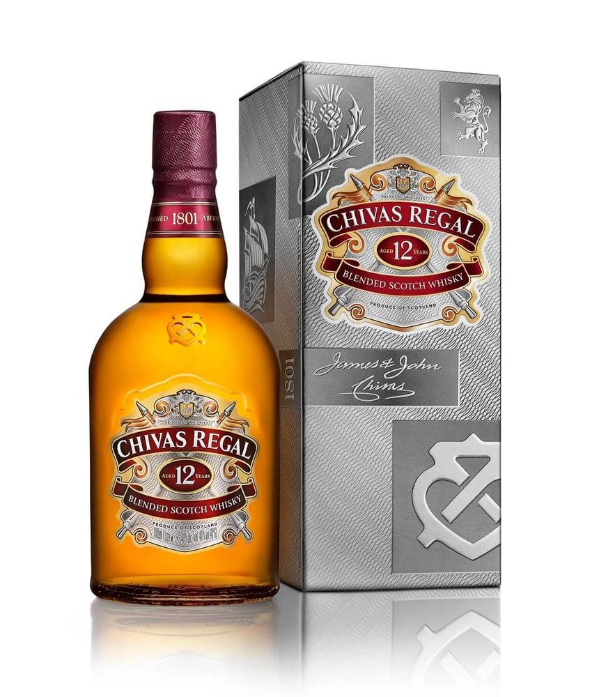 Imagem de Whisky Chivas Regal 12 Anos 1 Litro