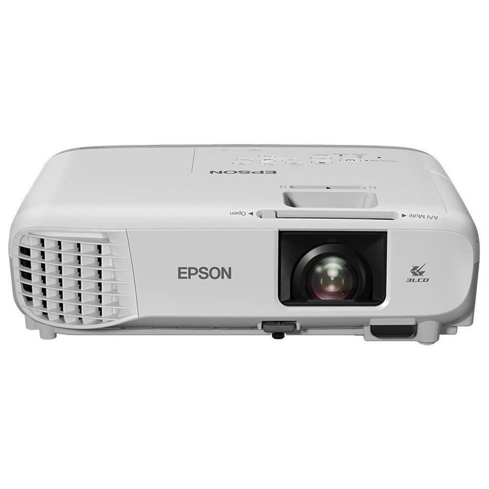 Imagem de Projetor Epson PowerLite X39 3500 Lumens Xga Hdmi