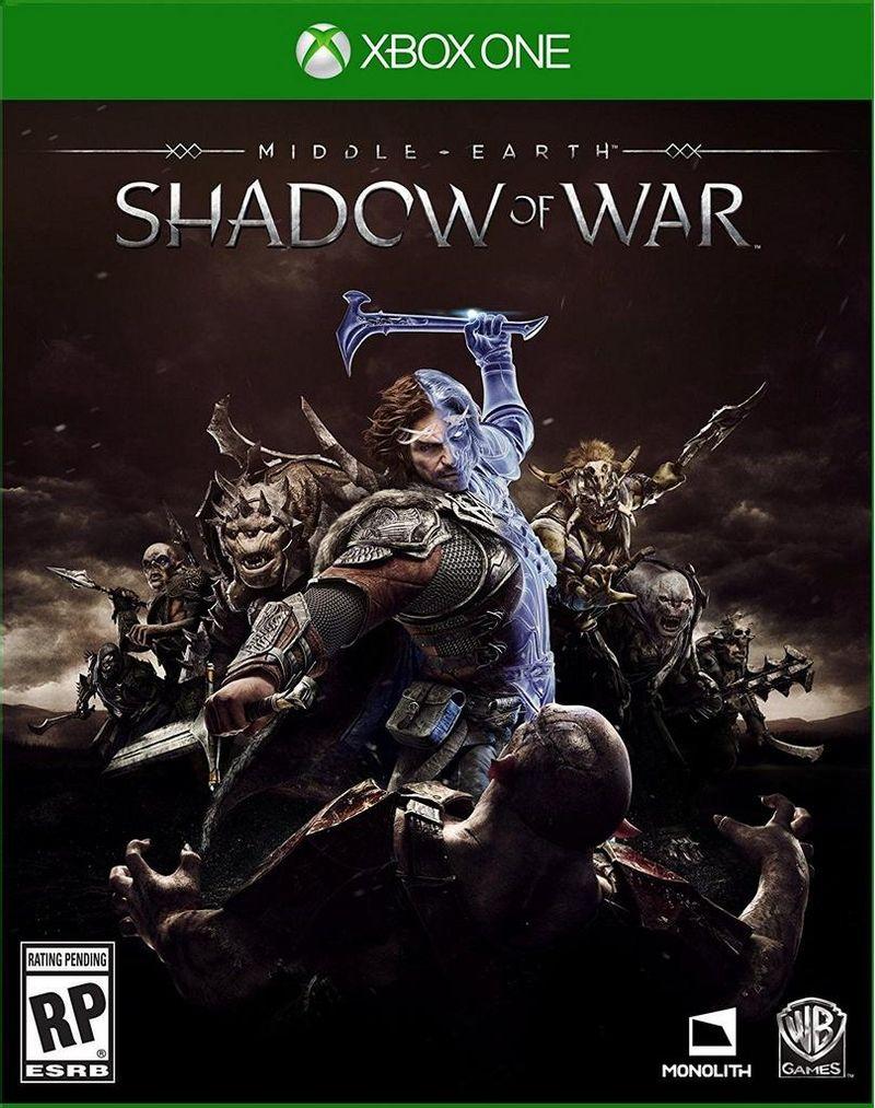 Jogo Middle Earth Shadow Of War War - Xbox One - Warner Bros Interactive Entertainment