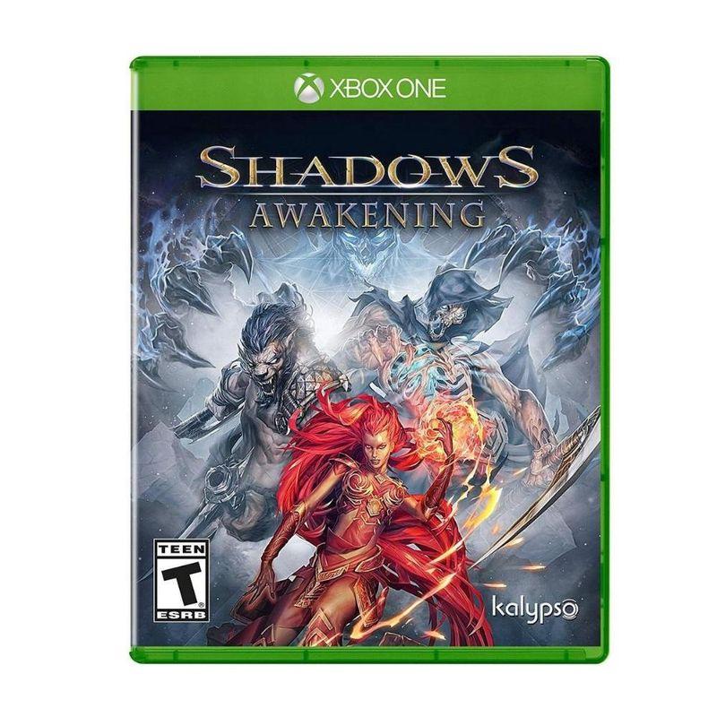 Jogo Shadows Awakening - Xbox One - Kalypso