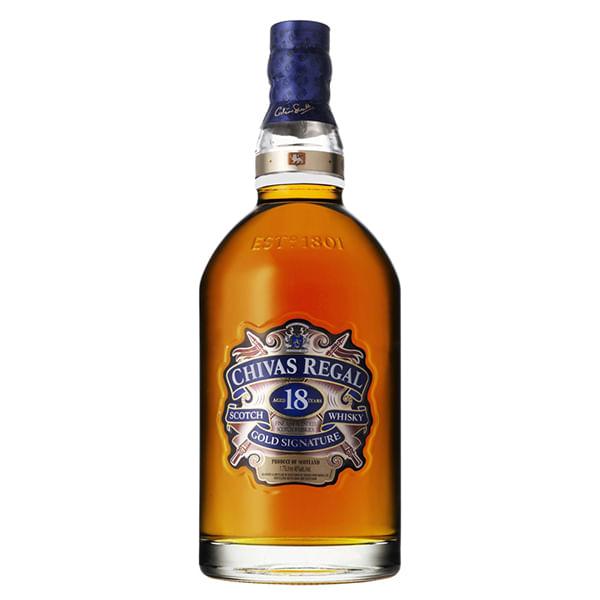 Imagem de Whisky Chivas Regal 18 Anos 750ml