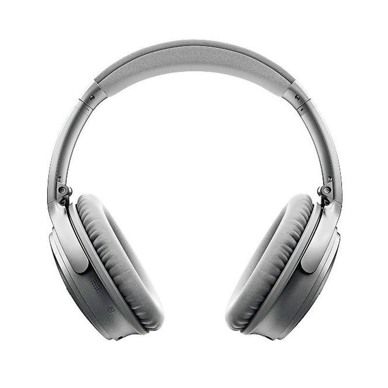 Fone de Ouvido Headphone Quietcomfort Prata Bose
