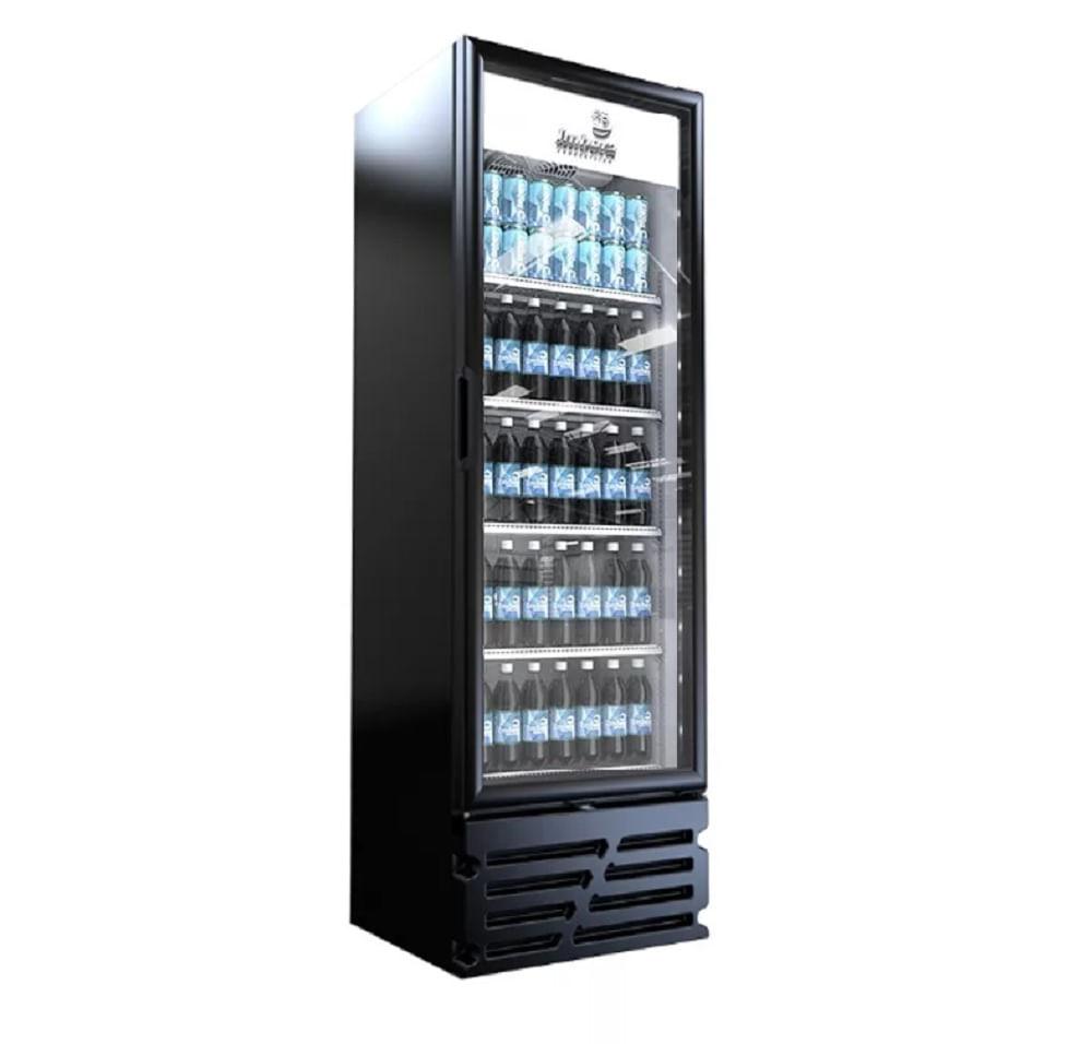 Geladeira/refrigerador 454 Litros 1 Portas Preto - Imbera Beyond Cooling - 220v - Vrs-16