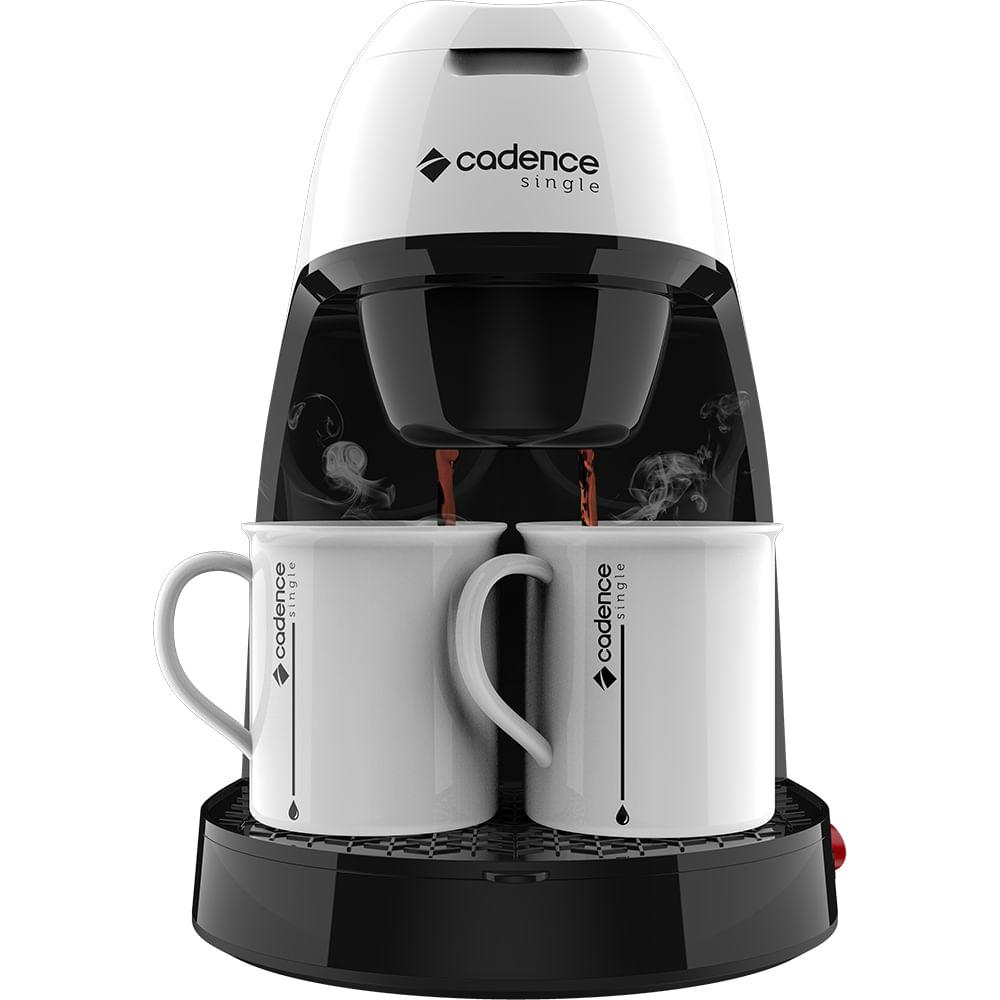 Cafeteira Elétrica Cadence Single Branco 220v - Caf210