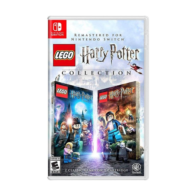 Jogo Lego Harry Potter Collection - Switch - Warner Bros Interactive Entertainment