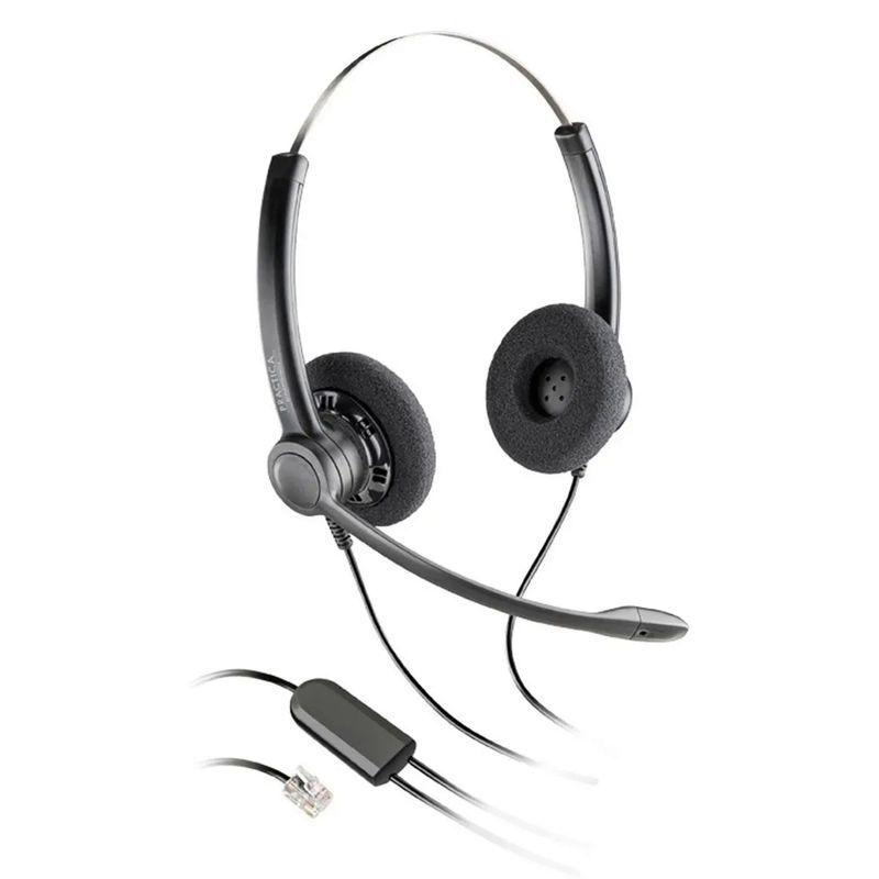 Fone de Ouvido Estéreo Plantronics Sp12